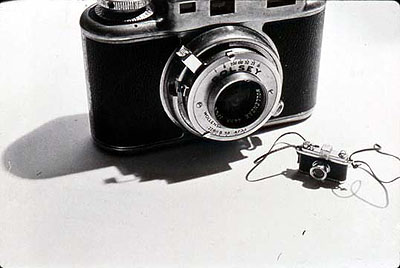 Laurie Simmons, Big camera, Little camera