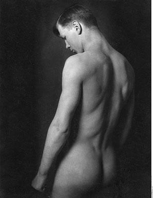 Riess, Der Boxer Erich Brandl, 1925, © ullstein bild