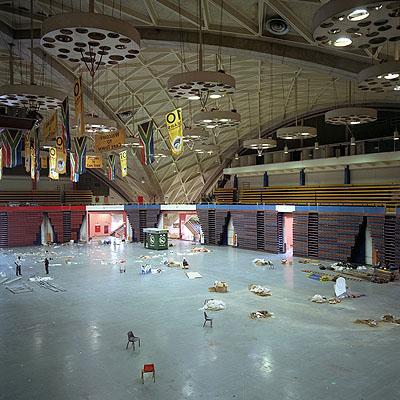 Messehalle, 2004, aus der Serie: