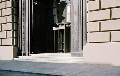 Eingang, Universal Studios, Los Angeles, CA, 2006, aus der Serie: