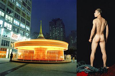 © Frank Rothe – Merry go round – China, 2005
