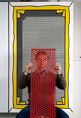 Thomas Hoepker, Lichtenstein NY 1982 © Hoepker/Magnum Photos/Agentur Fokus