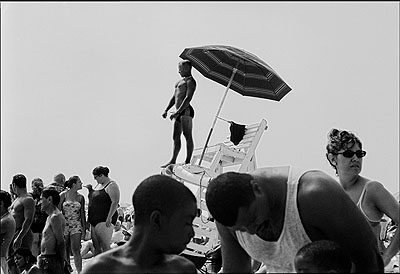 Lifeguard (Napoleon), 2002 © Joseph Szabo