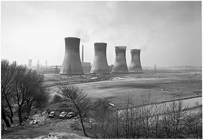 John Davies , Agecroft Power Station, Salford, 1983© John Davies