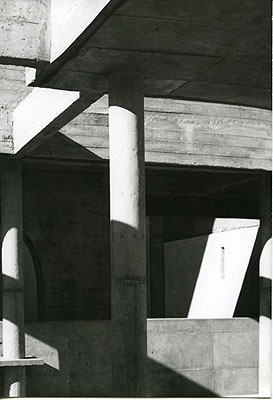 High court, Chandigarh 1955 © Lucien Hervé courtesy Michael Hoppen Gallery