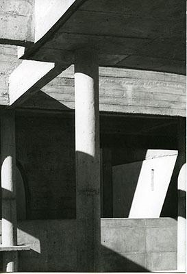 High court, Chandigarh 1955 © Lucien Hervé courtesy Michael Hoppen Gallery