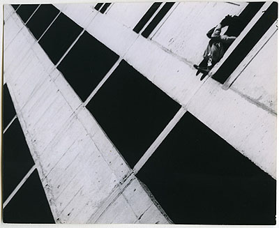 Le Corbusier, Chandigarh Secritariat 1961 © Lucien Hervé courtesy Michael Hoppen Gallery