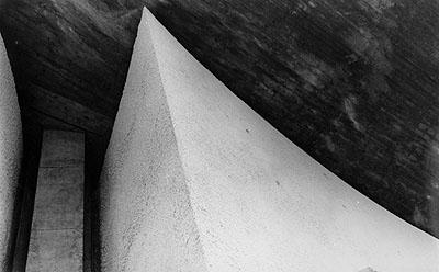 Ronchamp, 1954 © Lucien Hervé courtesy Michael Hoppen Gallery
