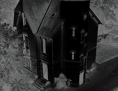 Black Houses, 2006Lambda print, edition of 5 + 2AP85 x 108 cm