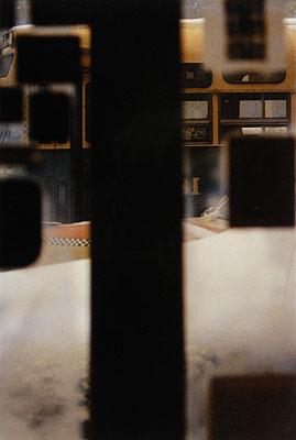 Snow Window, 1959. Modern chromogenic print