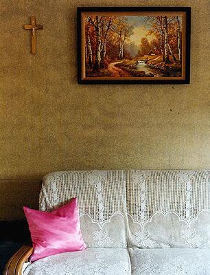 Jessica Backhaus, Pink Pillow, 2002, 56 x 41 cm (aus