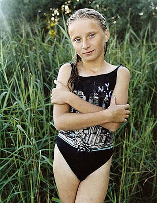 Jessica Backhaus, Olga 2003, 56 x 41 cm (aus:
