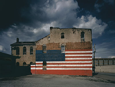 © Michael EastmanFlag Building, Illinois