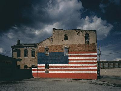 © Michael EastmanFlag Building, Illinois