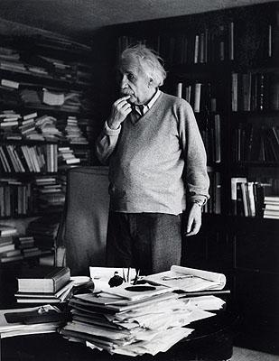 Ernst Haas 'Albert Einstein, Princeton, New Jersey' 1951 © Ernst Haas, courtesy Getty Images.
