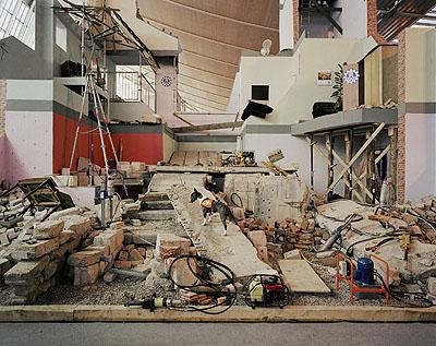 In-Between, 9 Simulationen, 2006