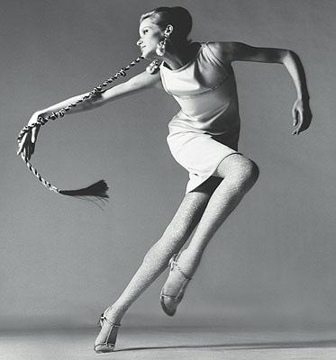 Veruschka, dress by Kimberly, New York, January 1967Photograph Richard Avedon© 2008 The Richard Avedon Foundation