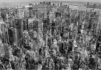 netropolis | new york, 180 x 120 cm, edition 6