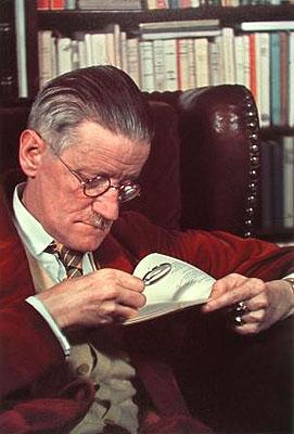 Gisèle Freund, James Joyce, 1939