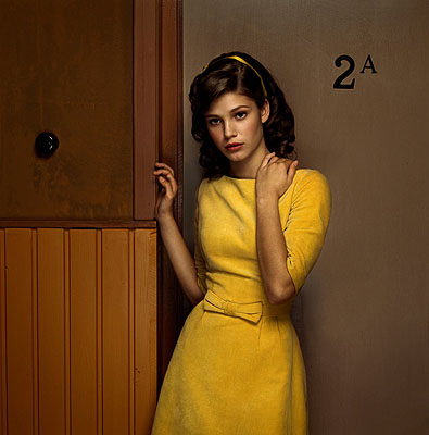 Erwin Olaf, RECENT WORKS, Hope, Portrait 5, 2005, courtesy of Hamiltons Gallery