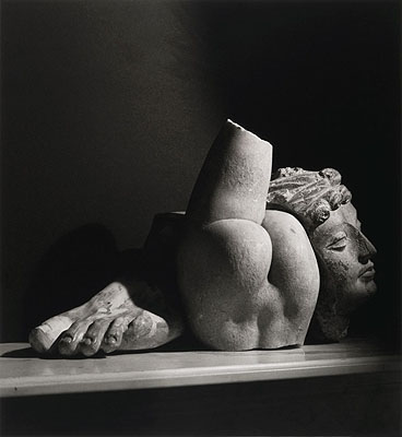 Body Parts, Still Life, 1989Gelatin Silver Print Recto embossed signed. Verso signed, titled, dated, annotated.ca. 51 x 61 cm© Horst P. Horst / Art & Commerce