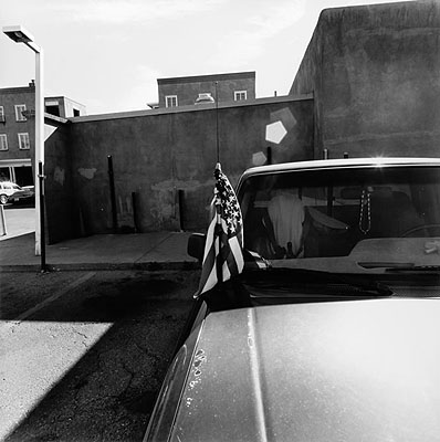 Lee Friedlander, 1498-17: Santa Fe, NM, 2001 © Lee Friedlander
