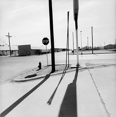 Lee Friedlander, 1499-3: New Mexico, 2001 © Lee Friedlander