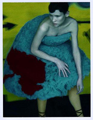 © Sarah MoonColour pigment print51.5 x 69.4 cm