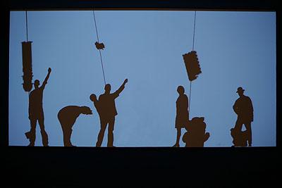 Shilpa GuptaUntitled2007Interactive Video Installation