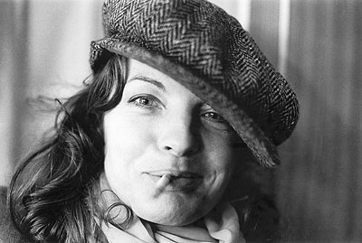 Romy Schneider, Berlin 1976 © Robert Lebeck