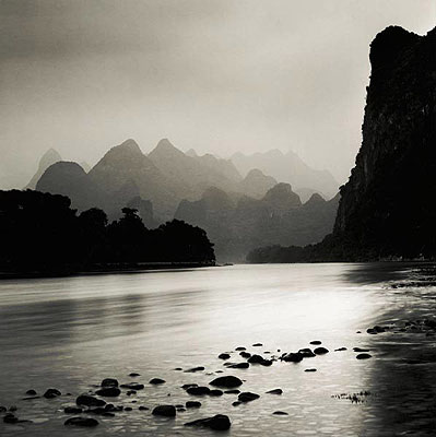 JOSEF HOFLEHNERLI RIVER STUDY 10China, 2006