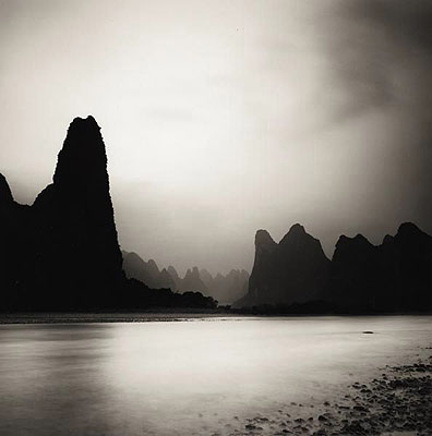 JOSEF HOFLEHNERLI RIVER STUDY 4Guilin, China, 2006