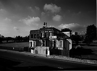Rachel Whiteread HOUSE 1 © John Davies courtesy Michael Hoppen Contemporary