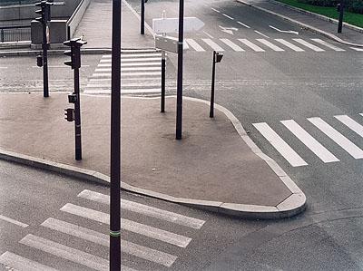 Matthias Hoch Paris #45, 1999C-Print© VG Bild-Kunst, Bonn 2009