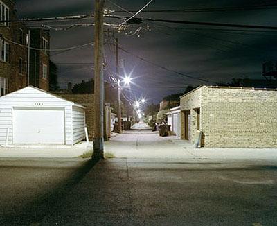 Simon Menner 'ch60 / nameless streets'©2005, C-Print, 110x135cm
