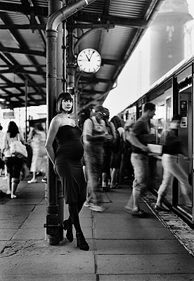 Cristiane Paul, 2007 © Jim Rakete