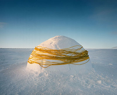 Wrapped 2008 © Scarlett Hooft Graafland courtesy Michael Hoppen Contemporary