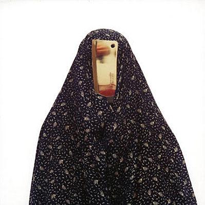 Shadi GhadirianDomestic Life #032002C-printEd. of 1050 x 50 cm26.38 x 26.38 inches
