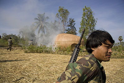 Apichatpong WeerasethakulPrimitive, 2009Courtesy: Kick the Machine FilmsPhoto: Chaisiri Jiwarangsan
