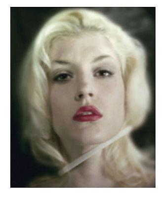 Muse N. 5 2004, C-Print Diasec, 100 x 125 cm