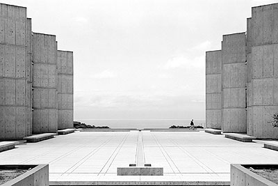 Louis I. KahnSalk Institute, La Jolla,California, USA, 1959-1965Photo 1998© Klaus Kinold