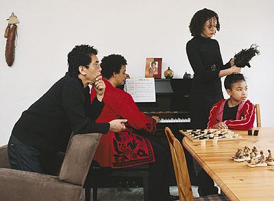 Taco Anema, Familie/Family #9, Amsterdam, 2004