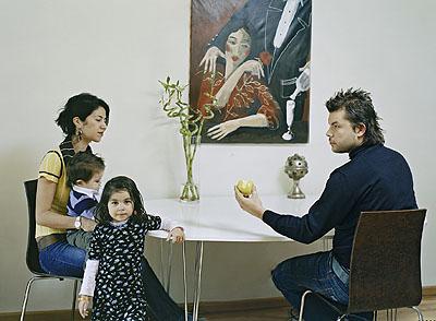 Taco Anema, Familie/Family #7, Amsterdam, 2004