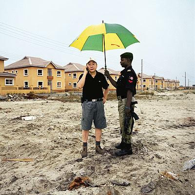 Chinafrique : Nigeria, Lagos, 2007 © Paolo Woods