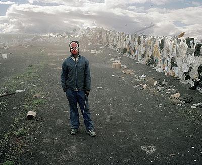 Beaufort West : Samuel, Vaalkoppies, 2006 © Mikhael Subotzky