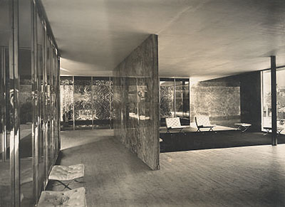 Exhibition Mies Van Der Rohe And Photography Artist News