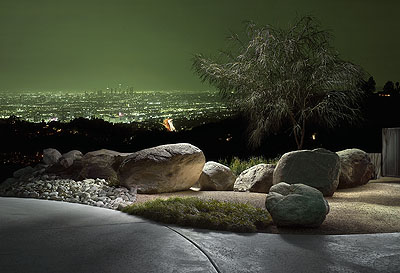 Los Angeles Boulder Drive 2004 ©Tim Simmons