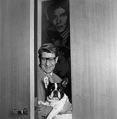Yves Saint Laurent W Magazine, 1992Silver Gelatin Print50x50 cmEdition of 20