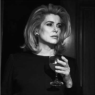 Catherine Deneuve Pomellato, 1996Silver Gelatin Print50x50 cmEdition of 20