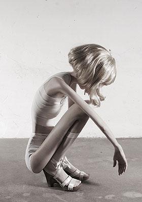 Ivonne Thein, ohne Titel, 2006, aus der Serie Zweiunddreißig Kilo, c-print